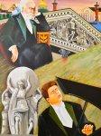 Пианист-виртуоз Денис Мацуев исполняет первый концерт П. И. Чайковского, 2016