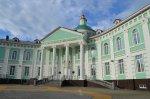 Здание Белгородской митрополии (Свято-Троицкий бул., 24а)