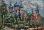 Церковь Успения Пресвятой Богородицы. Сергиев Посад