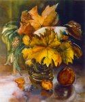 Осенний натюрморт, 1990