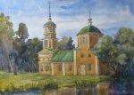 Спасо-Преображенская церковь в п. Славный Тверской обл., 2016