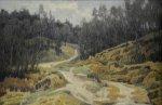 Дорога в лес. Ноябрь, 2006