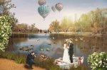 Место проведения свадебных мероприятий
