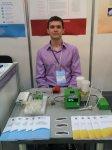 Свою разработку белгородские ученые представили на выставке научно-технического творчества молодежи НТТМ-2016 в Москве
