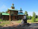 Памятник преподобному Варнаве, Нижегородская область