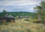 Деревня Ёква. Урал