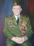 Игнатьев Н.И., ветеран Великой Отечественной войны