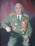 Седнев П.М., ветеран Великой Отечественной войны