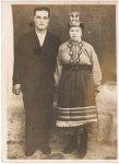 Дмитрий Чеченев. Фото из работы «Свадебные истории моей семьи» (номинация «Свадебные традиции»)