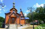 Церковь в честь Введения во храм Пресвятой Богородицы (ул. Архиерейская, 6к2)
