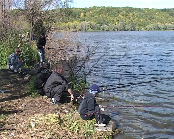 рыбалка в районе прохоровки