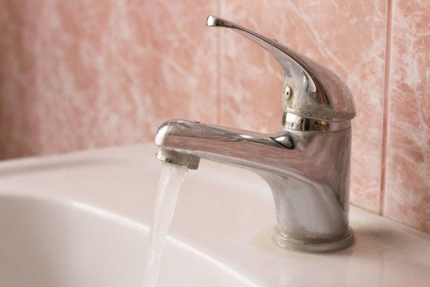 отключение горячей воды