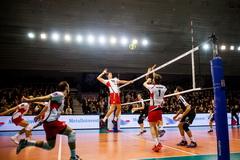 Волейбольный «Нижний Новгород» проиграл «Белогорью» натай-брейке