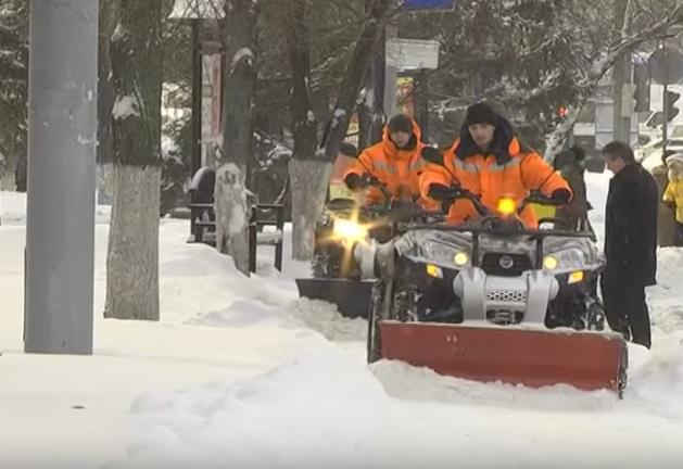 ВБрянске 26ноября пройдет парад коммунальной техники