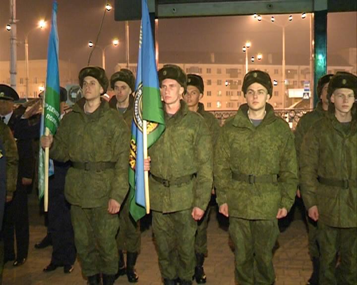 Вроссийскую армию впроцессе осеннего призыва ориентированы 152 тыс. человек