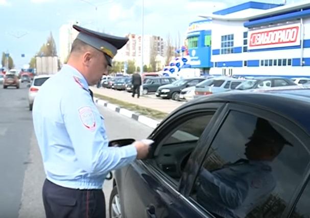 проверка автомобилей на тонировку