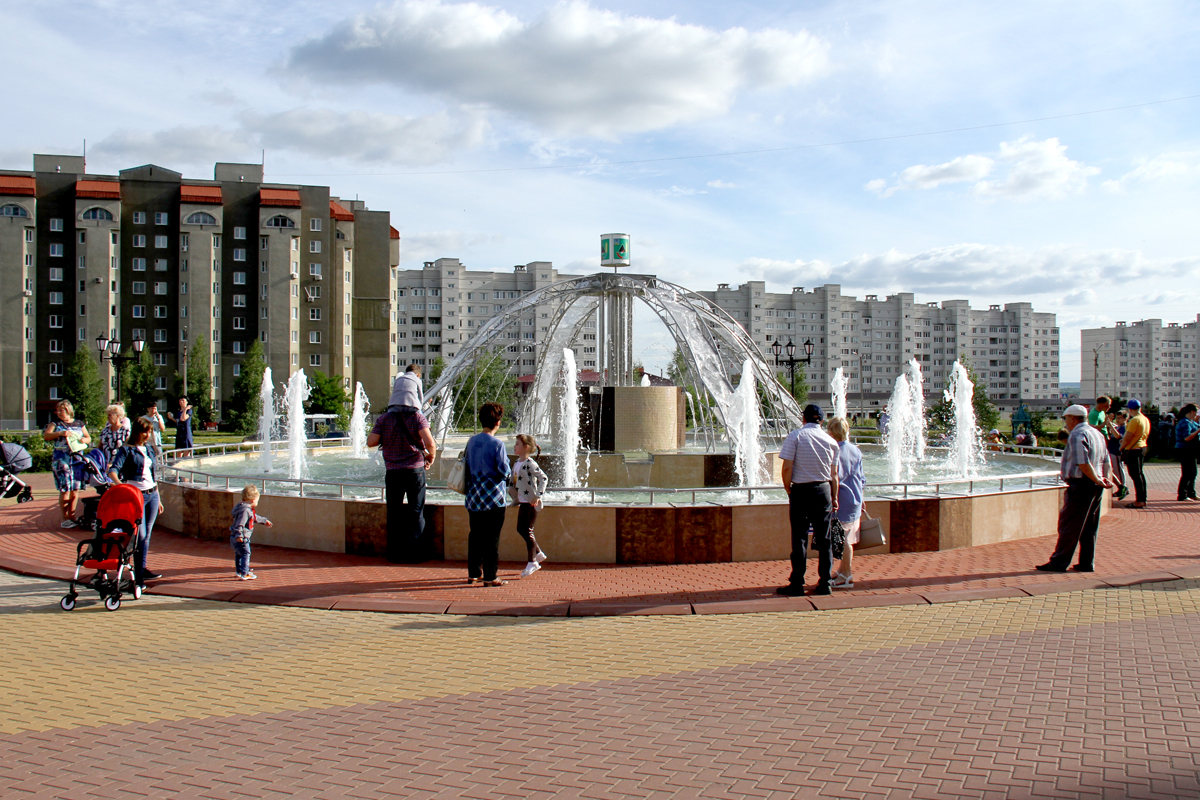 Картинки города губкина белгородской области