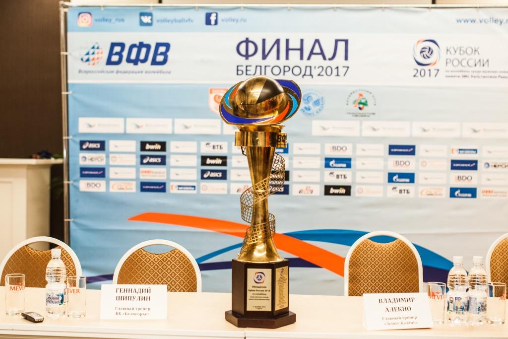 Волейболисты казанского «Зенита» победили «Локомотив» ивышли вфинал Кубка РФ