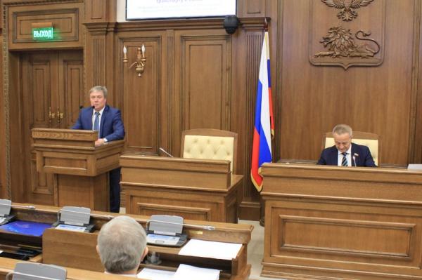Два депутата белгородской думы добровольно сложили полномочия