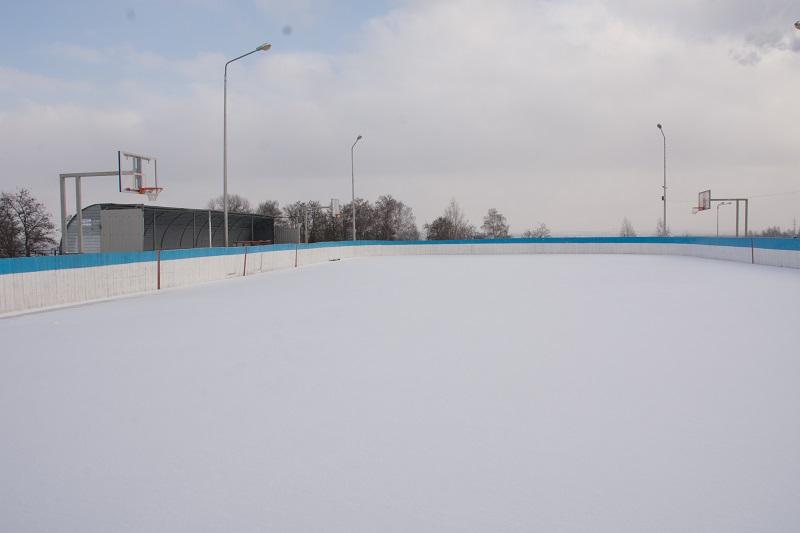 Вбелгородском «технологе» откроют бесплатный ледовый каток