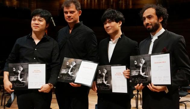 Белгородец стал лауреатомIV интернационального конкурса дирижёров