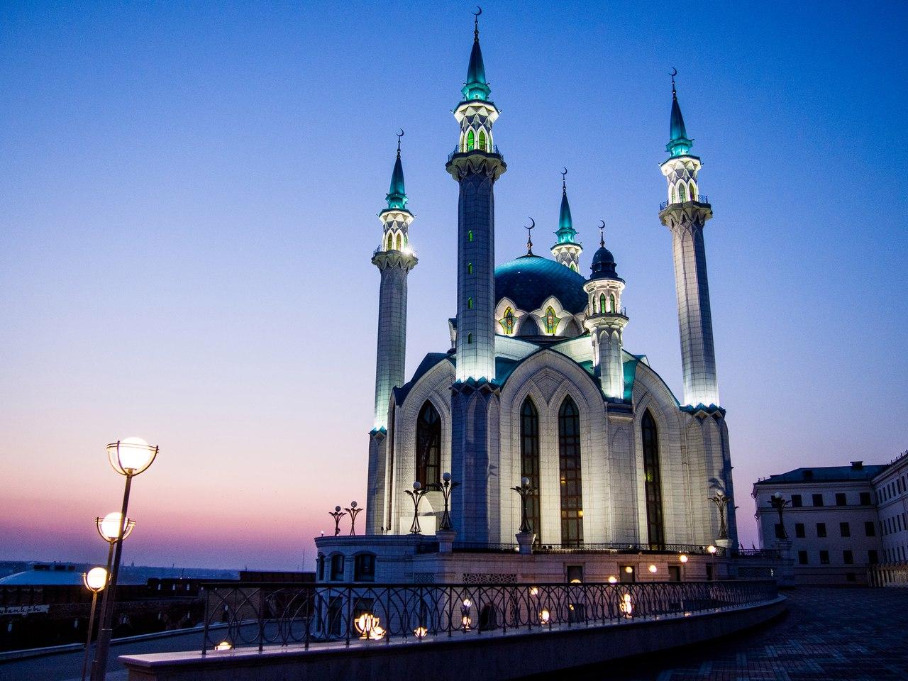 картинки мечети татар очень трепетно